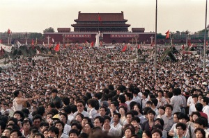 FILES-CHINA-POLITICS-RIGHTS-TIANANMEN
